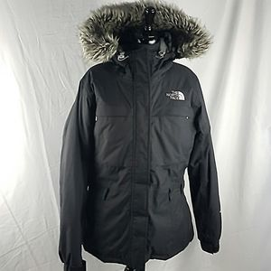 The North Face Hyvent Goose Down Jacket Size L
